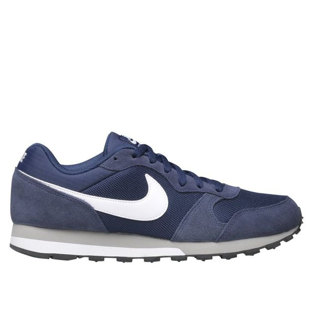807ffb2322d Nike - Md Runner 2 Gris - 38 1 2 - pas cher Achat   Vente Baskets homme -  RueDuCommerce