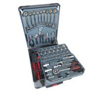 Design et Prix - Magnifique Mallette à outils trolley - 215 pièces