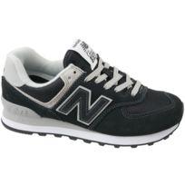 new balance wl574 noir et blanche