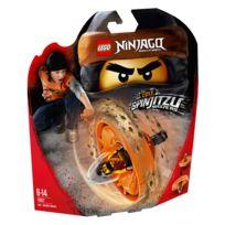 Lego - NINJAGO® - Cole - Maître du Spinjitzu - 70637