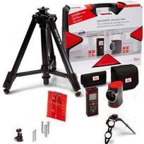 Leica - Pack 2 lasers télemètre, Disto D210 + Laser ligne Lino L2 - 806656