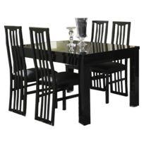 table a manger avec chaises - Achat table a manger avec chaises pas ...