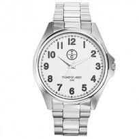 Trendyclassic - Montre Trendy Classic blanche homme Cm1018-01