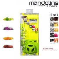 Easy Make - Mandoline 5 en 1 - 5 Lames