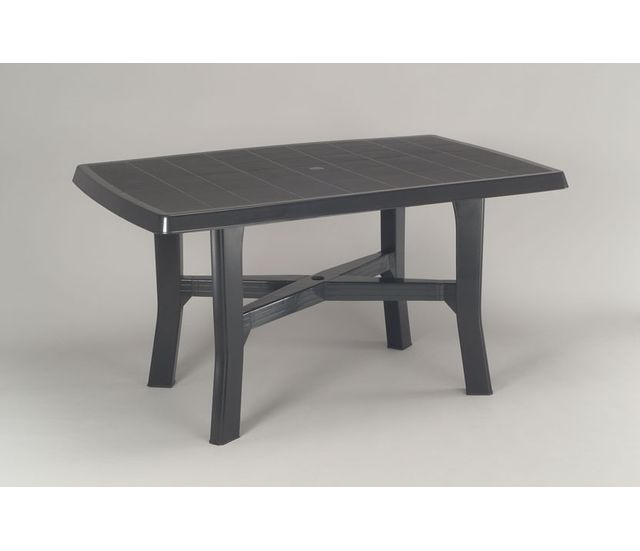 Lebrun Table 138 X 138 cm anthracite Strong