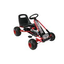 RUE DU COMMERCE - Kart à pédales enfants 3 à 8 ans - OD88118