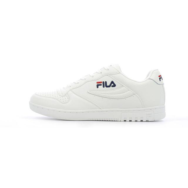 beauty detailed images sale Fila - Baskets Fx100 Low Blanc - pas cher Achat / Vente ...