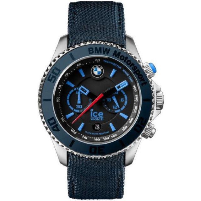 ice watch montre homme bmw motorsport bm ch blb bb achat vente montre analogique pas. Black Bedroom Furniture Sets. Home Design Ideas