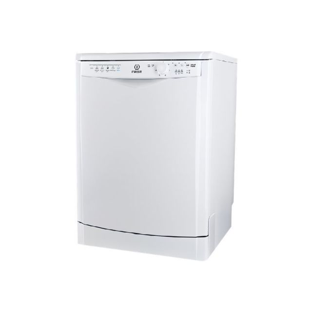 Indesit Lave-vaisselle - DFG26B16FR - Blanc