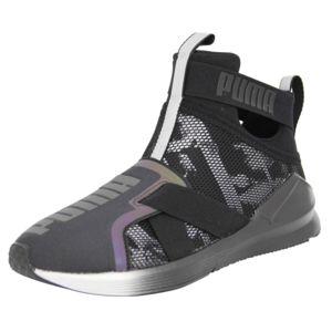 Puma FIERCE STRAP SWAN Chaussures Fitness Femme noir - Chaussures Fitness Femme