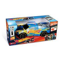 Hot Wheels - Mondo Motors - 63257 - Radio Commande - Camion Truck With Ramp - Echelle 1/16