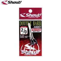Shout - Assist Hook ! Double Barb