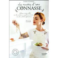 Hachette - les recettes d'une connasse