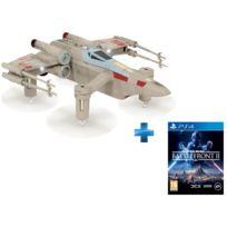 PROPEL - T-65 X-Wing Starfighter + Star Wars Battlefront II - PS4