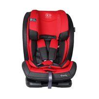 Siège auto bébé groupe 1/2/3 de 9-36 kg Gravity   Rouge