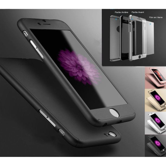 iphone 5 coque 360