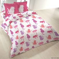 a582faae06fe0 Housse couette chat - catalogue 2019 -  RueDuCommerce - Carrefour