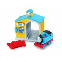 Thomas & Friends - Fisher Price - X5243 - Vehicule Miniature Premier Age - Thomas Le Petit Train - Guichet De La Gare De Chicalor