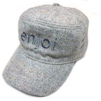 Enjoi - Casquette Flexfit Crumby Grey