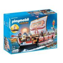 Playmo - Galère Romaine Playmobil