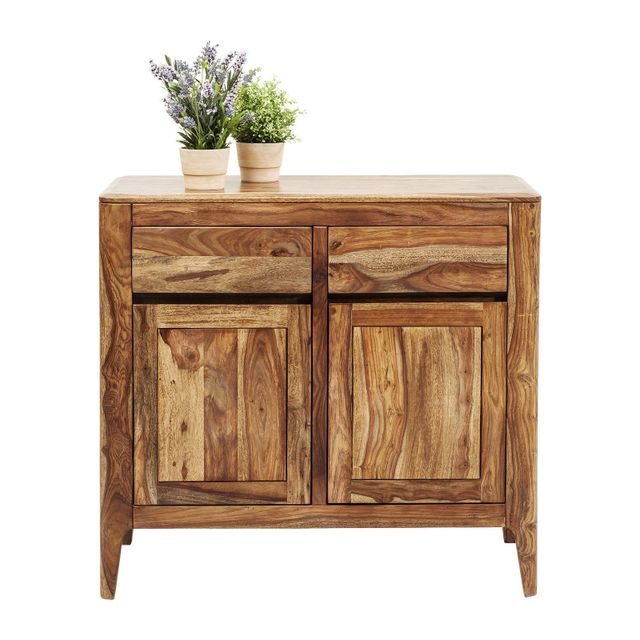 Karedesign Commode Brooklyn nature 2 portes 2 tiroirs Kare Design