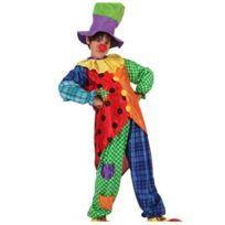 Atosa - 6728 - Costume - Deguisement Clown - Taille 4
