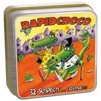 Asmodee Editions - Asmodée Editions Jp05B Jeu de Cartes Rapidcroco Blister