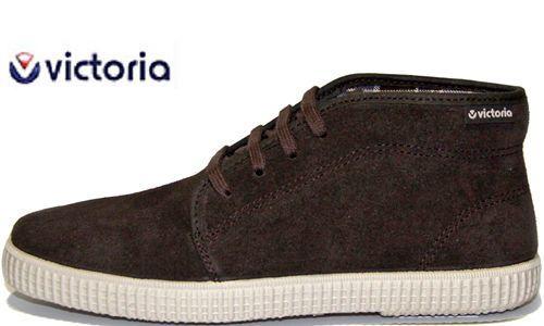 Vente Achat Victoria Chaussures Chukka Cher 06760 Marron Pas deCBxro