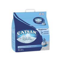 Catsan - Litiere Hygiene Plus - Pour chat - 11,5 L x1