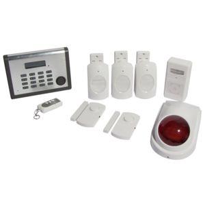 chacon kit alarme transmetteur t l phonique pas cher. Black Bedroom Furniture Sets. Home Design Ideas