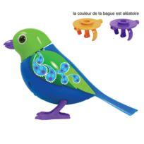 Silverlit - Digibird Jade sur sa bague