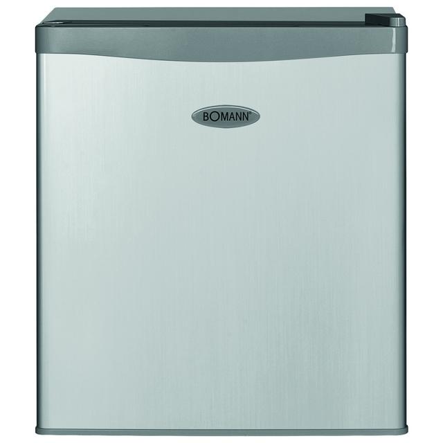 Bomann Réfrigérateur 70 W 42 L argenté Kb 389
