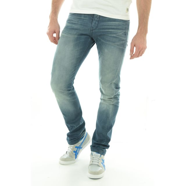 Jack   Jones - Jeans Jack And Jones Homme Nick Lab Bl 421 Lid Noos ... 3c59e6c15f03