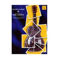 Music Sales - Partition : Dire Straits Sultans Of Swing Best Of Tab