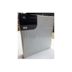 Ariane - Album photo Classeur blanc Classiques 400 photos 10x15 cm pochettes P.P 0cm x 0cm