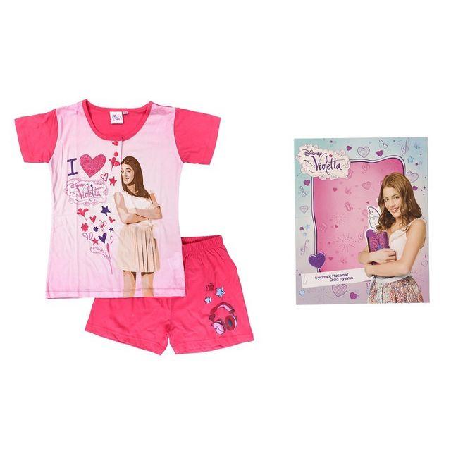 42a828ae779f6 Violetta - Pyjama Court - pas cher Achat   Vente Pyjamas - RueDuCommerce