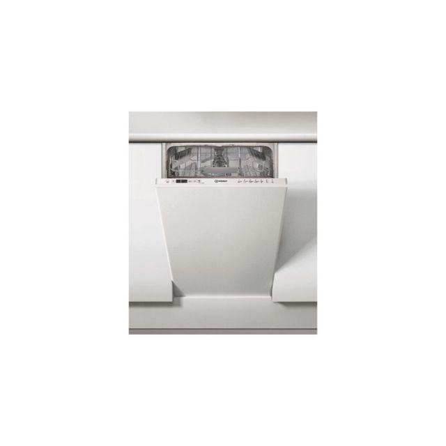 Indesit Lave Vaisselle - Dsic3m19 49db - A+ -10 Couverts