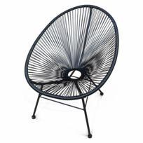fauteuil oeuf rotin - Achat fauteuil oeuf rotin pas cher - Rue du ...
