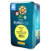 Panini Editions - Panini - BoÎTE MÉTAL Tcg Euro 2012