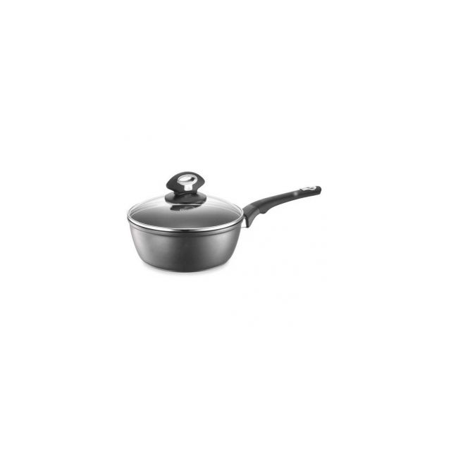 Bialetti Casserole Diam. 20 cm Impact Induction + Couvercle Y0IIC3020