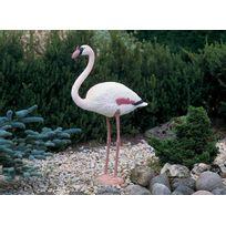 UBBINK - Flamant rose décoratif de bassin à poser