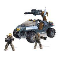 Megabloks - Halo : Warthog Unsc Double Mode