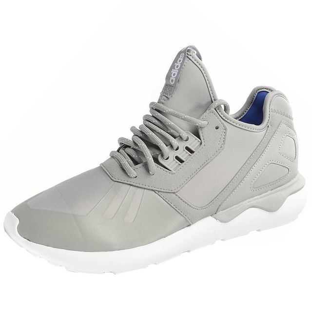 size 40 9113d 5810b Adidas Originals Chaussure Running Tubular Runner Runner Runner Gris Blanc  3c0e27