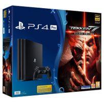 Pack PS4 Pro 1To + Tekken 7