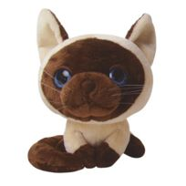 The Cat - Peluche Chat Beige