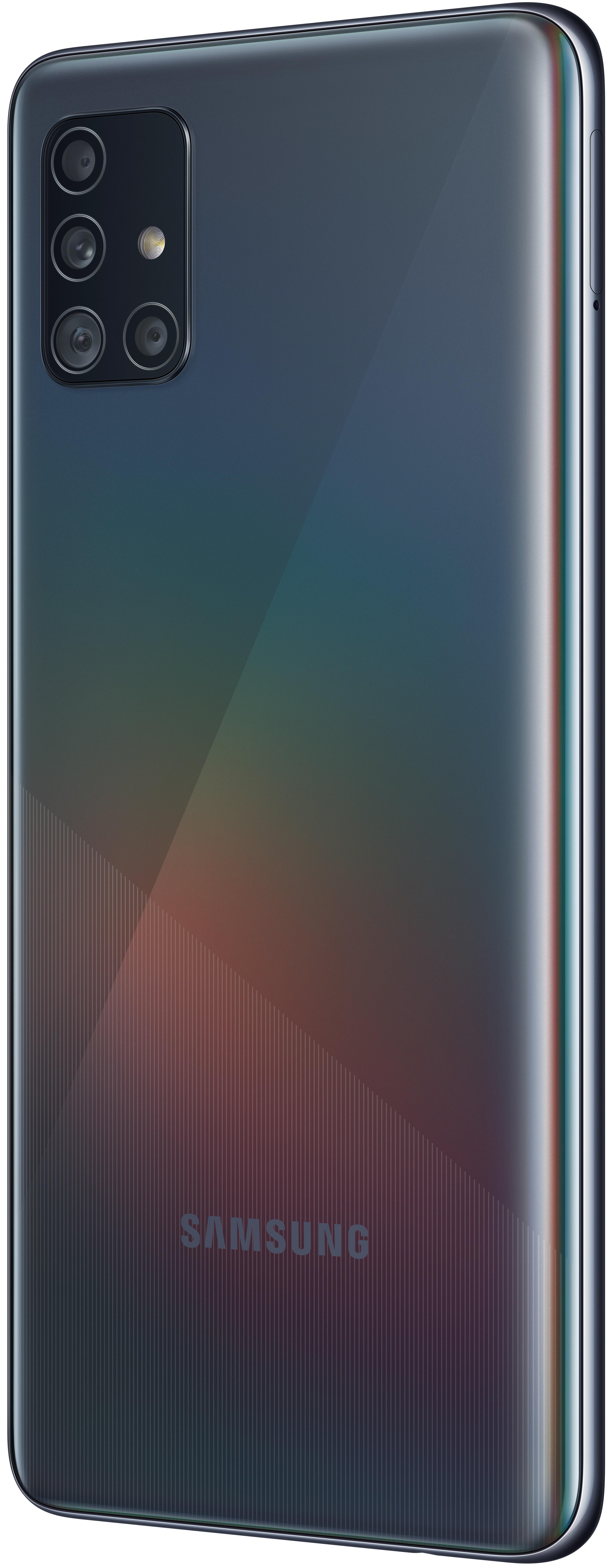 Smartphone Galaxy A51 Samsung Noir Prismatique
