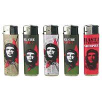 Che Guevara - Che - Le Lot De 5 Briquets 5 Couleurs