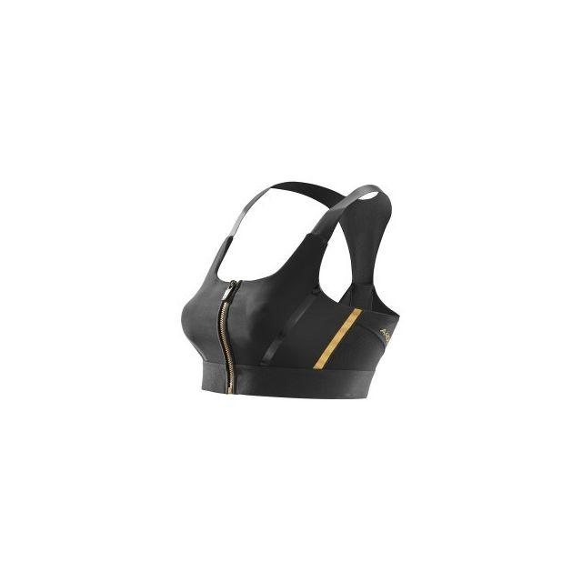 Skins - Soutien-gorge A400 Crop Top noir doré - pas cher Achat   Vente Sous- vêtements - RueDuCommerce b8e31448487