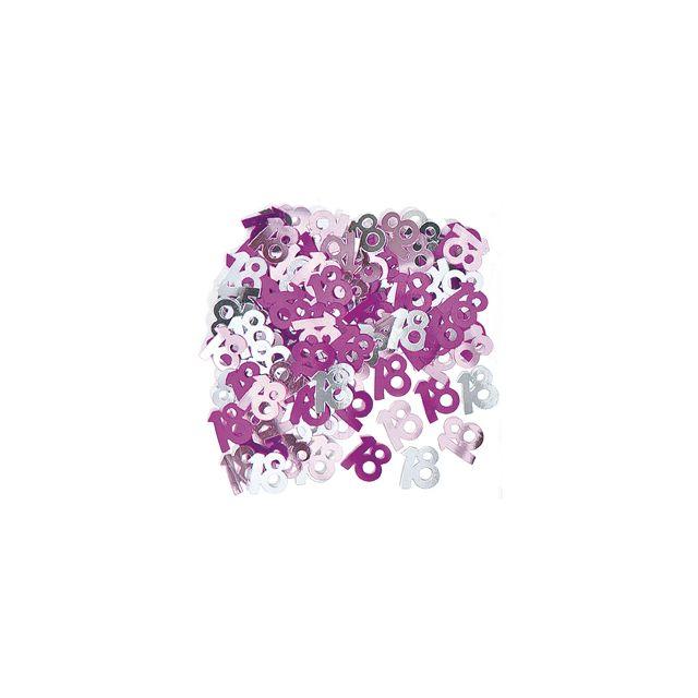 18 Ans Unique Rosegris Age Confettis Taille 209802 WE9eHDI2Yb