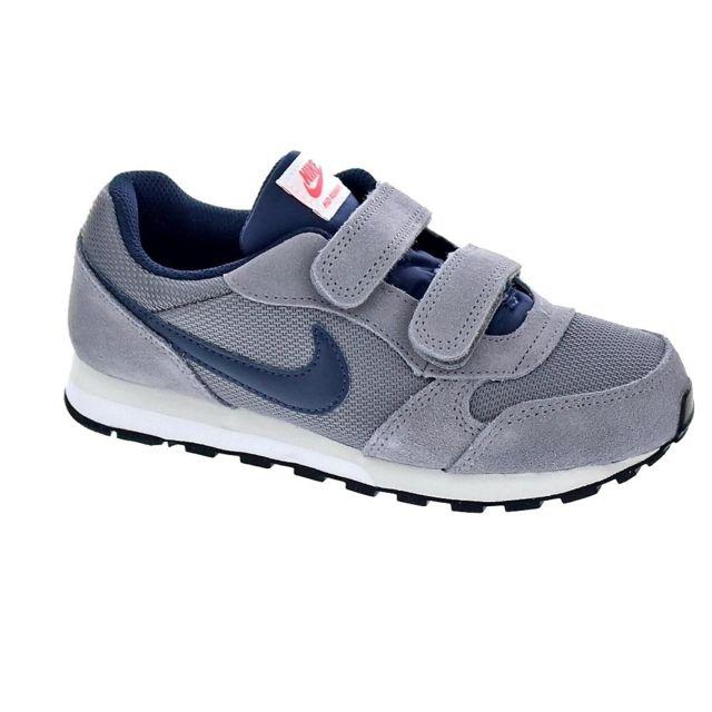 Nike - Chaussures Garçon Baskets modele Md Runner 2 - pas cher Achat ... 74b8df00b490